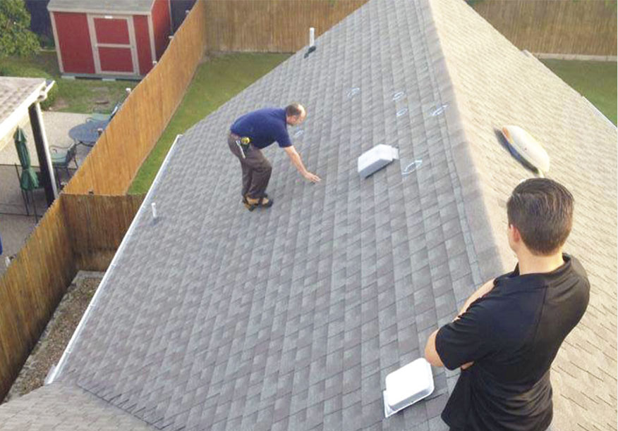 another roof inspection